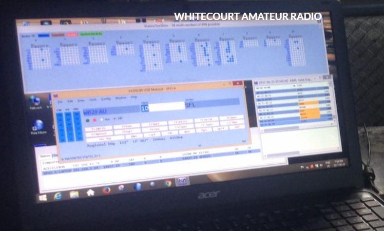 Whitecourt Amateur Radio Club
